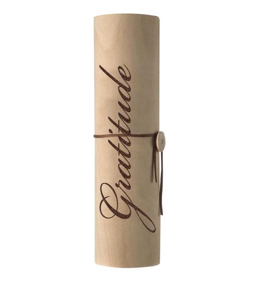 Gratitude_Birch Cylinder