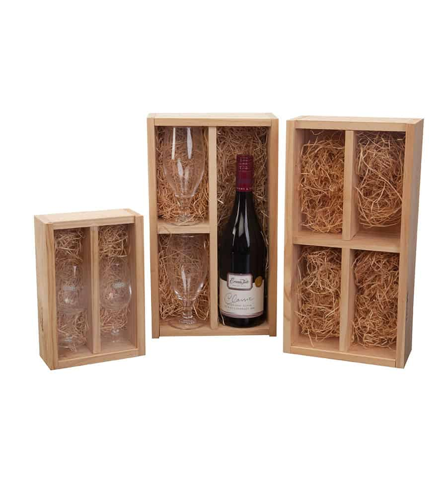 Custom timber boxes for Timber wine box