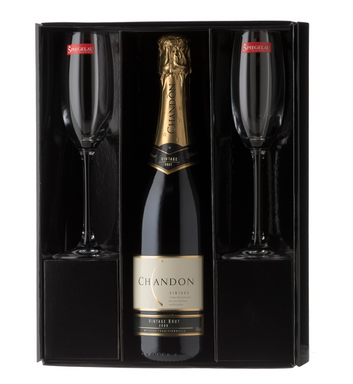 Chandon Boxed 2 Glasses