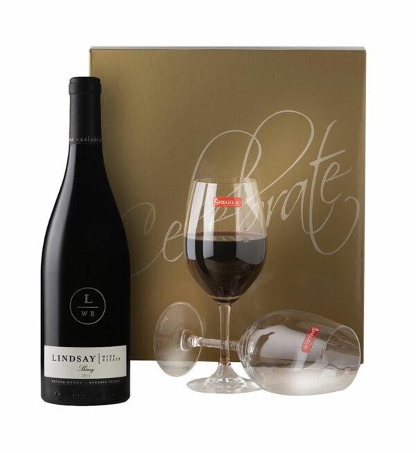 Celebrate Wine Gift Box 1