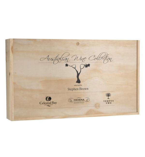 Custom Timber Wine Boxes 6