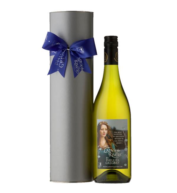 Custom Label Wine With Branded Ribbon 2