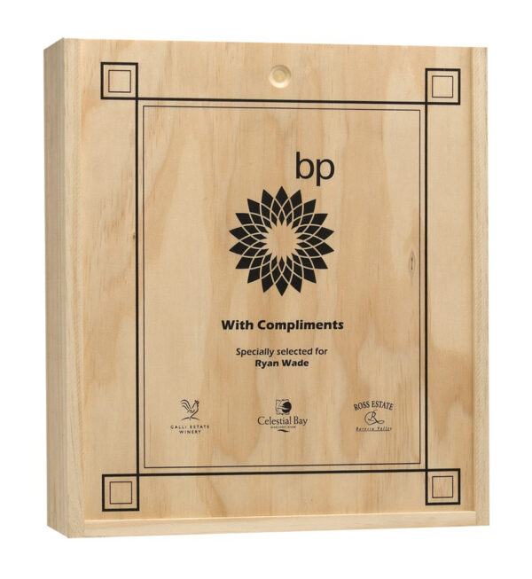 Custom Timber Wine Boxes 12