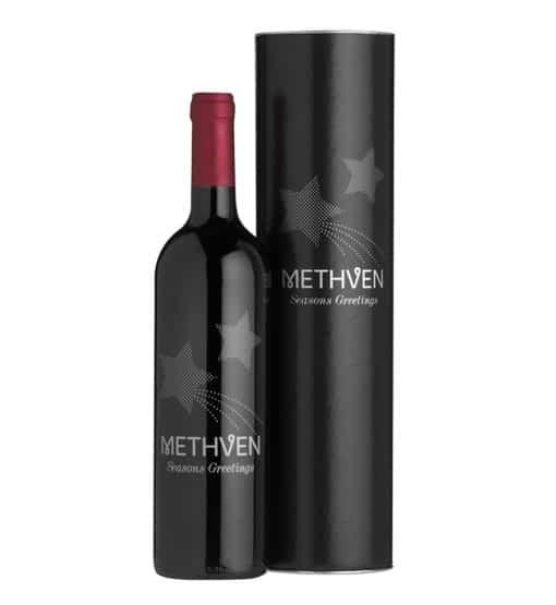 Printed Wine & Wine Tube 1