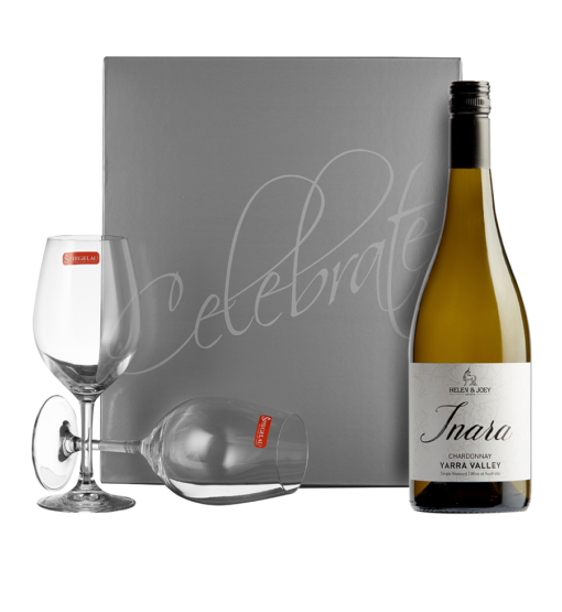 Helen and Joey Inara Chardonnay Wine Set