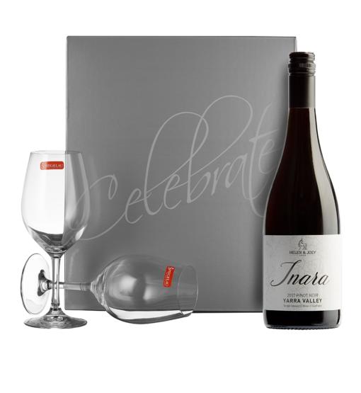 Helen and Joey Inara Pinot Noir Wine Set