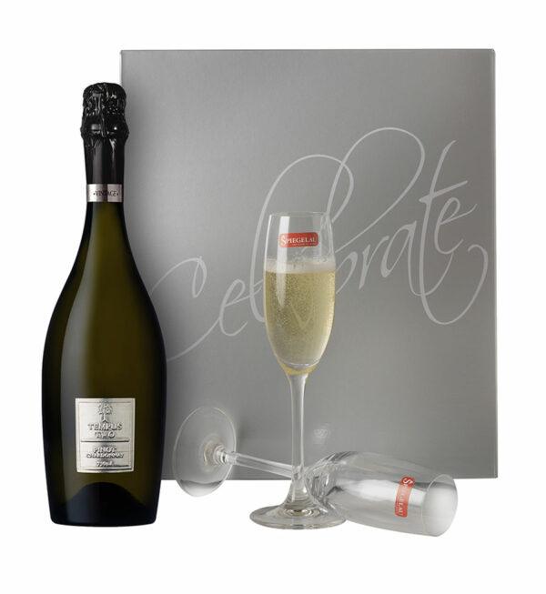 Celebrate Sparkling Wine Gift Box 1