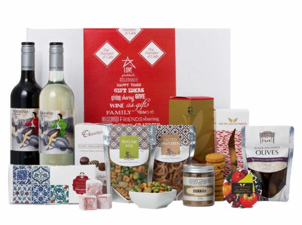 Wine Lovers Gift Hamper $130 1