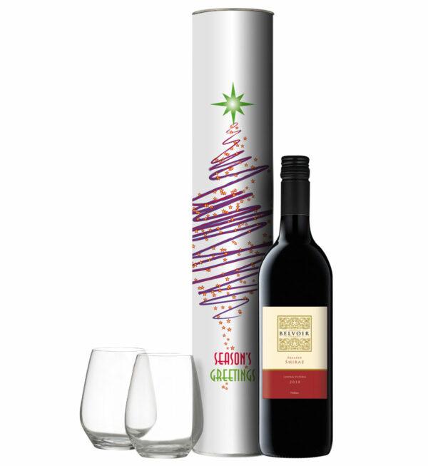Belvoir Reserve Single Vineyard 2018 - Seasons Greeting 1