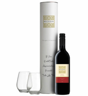 Belvoir Reserve Single Vineyard Shiraz 2018