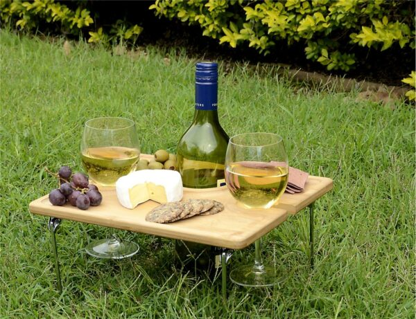 Picnic Table For Two 1
